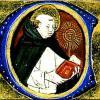 Szent tamás egy Mátyás kódexben