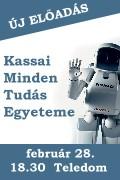 MADARÁSZ LÁSZLÓ  Kibernetika és mesterséges intelligencia tanszék