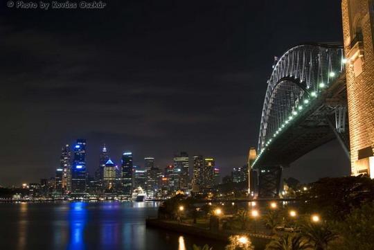 Sydney éjjel