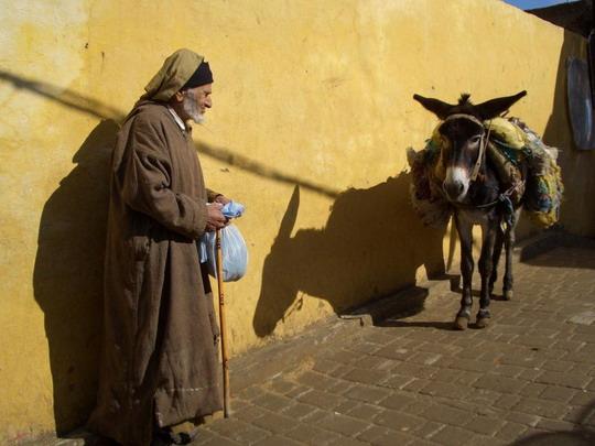 Fes-el-Bali-Fes, Marokkó