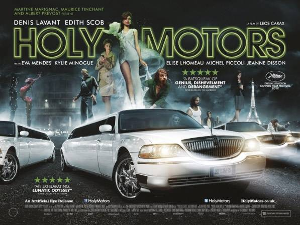 Holy Motors – alebo deväť stretnutí s postmodernou