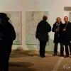 Kaszárnya-Kultúrpark, Rovás-kiállítás, 2010. 11. 18. Szabó Ottó képei előtt
