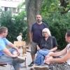 Beszélgetés Balatonfüreden