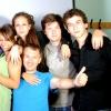 Vera, Oszi és a franciák