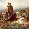 Székely Bertalan: II.Lajos holttestének megtalálása