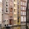 Rengeteg az ilyen utca, kanálisok szövik be az egész várost, akárcsak Velencében