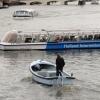 Csónakkal… kisebb a forgalom