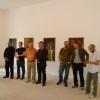 Fáj, Rovás-kiállítás, 2011. június - július. Szabó Ottó, ifj. Szaszák György, Kércsi Tibor, Kupecz Mihály, Suchoža József, Gyenes Gábor, Tóth József