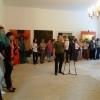 Fáj, Rovás-kiállítás, 2011. június - július