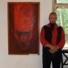 Fáj, Rovás-kiállítás, 2011. június - július. Rácz Laci