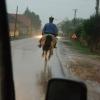 Huszár a záporban