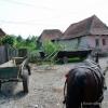 Sétakocsizás a faluban