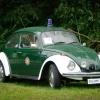 A rendőrség is képviseltette magát. Egy veterán rendőrautó, 1970-81 között használták. 1.3 literes motor, 40 lóerő