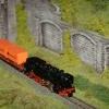 Utolsó pillanatban fedeztem fel, hogy még vonatmodell-kiállítás is volt