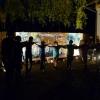 Akciófestés Várhosszúréten