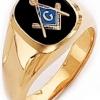 Szabadkőműves gyűrű