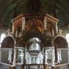 A régi templom bentről
