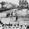 A románok bevonulása Temesvárra 1919-ben