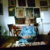 Szamuelisz Éva asszony, a rendező nagymamája