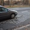 A városi útfelületek nem a legjobbak