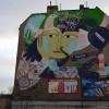 Újabb falfestmény