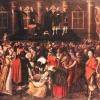 I. Károly kivégzése