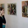 A Bencsik-kiállításon