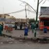 Reggeli utcakép