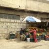 Utcai zöldségárus