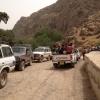 Végül megérkeztünk a helyszínre, Ahmad Awába