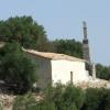 Bizánc-kori templom Paleochorában