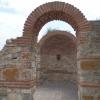 a tengerparti bazilika romjai
