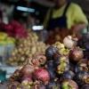 Nagyon finom ez a gyümölcs, mangut - mangosztán