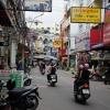 Városi utcakép