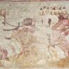 Szent László serege és a rabló kunok összecsapása
