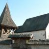 A karaszkói evangélikus templom kívülről