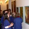 Szabó Ottó kiállítása a Pápai Református Gimnázumban