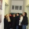 Kiállításmegnyitó a Rovás Akadémián, 2013. február 28-án