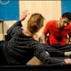 Marat / Sade - fotók a próbáról