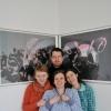 Transcom.net: Gyenes Gábor, Szőke Erika (balról), Mayer Éva (középen), Pézman Andrea