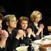 Dominik Zaprihač, Petronela Valentová, Zuzana Kronerová, Ľubomíra Krkošková, Jana Oľhová