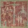 Freska s Krížom stromu života je najhodnotnejšou pamiatkou