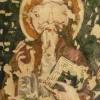 Obraz sv. Trojice v obci  Sighisoara