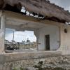Mexikó Cozumel szigete, ahol a Katarina hurikán igencsak nagy károkat okozott