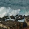 Ezek már az Atlanti-óceán hullámai