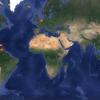 Térképes összefoglaló világkörüli utunkról... Köszi Google!