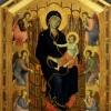 Duccio - Ruccelai Madonna