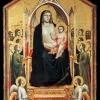 Giotto - Ognissanti Madonna