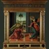 Sandro Botticelli - Angyali üdvözlet