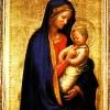 Massacio - Madonna gyermekkel